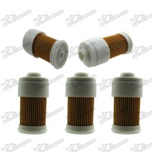Gas Fuel Filter For Yamaha Outboard 8F-24563-10-00 150HP-300HP Z 150-175-200-225-300 Replace Sierra 18-7955