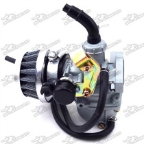 19mm Carburetor PZ19 Carb + 35mm Air Filter For 50cc 70cc 90cc 110cc Chinese ATV Quad 4 Wheeler Pit Pro Dirt Trail Bike Motorcycle