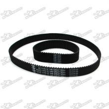 5M-320-25 5M-670-20 Drive Transfer Clutch Belt For Bladez Moby 23cc 33cc 35cc 40cc Electric Gas Scooter