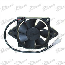Electric Radiator Cooling Fan For Chinese 200cc 250cc Quad ATV Go Kart Buggy