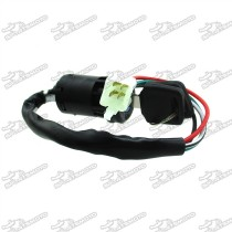 4 Wire Key Switch For 50cc-190cc ATV Quads 4 wheeler Pit Dirt Baja Mini Trail Bikes Pitbike Motard Motorcycle
