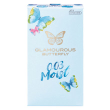 JEX Glamourous Butterfly 0.03 Moist 魅力蝴蝶 0.03 超滑