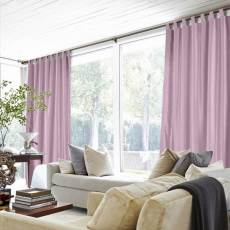 Thermal Insulated Curtain Tab Top Window Treatment Panels