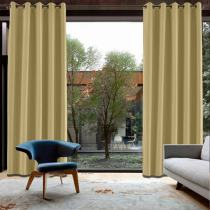 CUSTOM Capri Sunflower Blackout Curtains with Liner