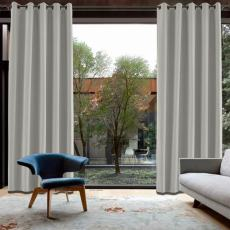 CUSTOM Capri Stone Taupe Blackout Curtains with Liner