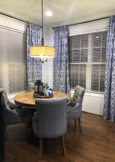 Trellis Window Curtains Pinch Pleated Lattice Drapery Panel With Blackout Lining