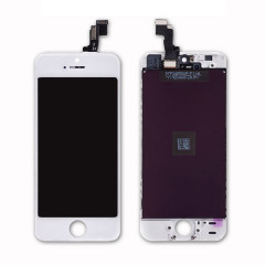 iPhone 5s LCD White