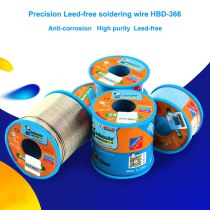 MECHANIC 40g sn42% Bi58% Lead-free Low Temperature Solder Wire 0.3/0.4/0.5/0.6mm/0.8mm Melting Point 210 Degrees Welding