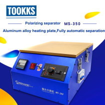 MECHANIC MS-350 Polarizing Film Separator Machine Polarized Light Separator For iPhone Samsung LCD Refubishing Machine