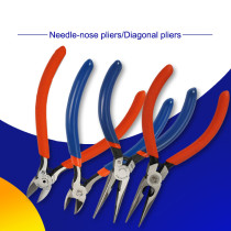 Mechanic Durable Industrial Electronic Pliers  Used for Car/Appliance/Pipeline Repair Electrical Maintenance