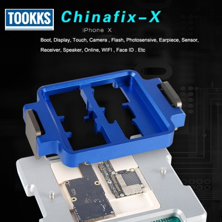 Full function Tester for iPhone X Testing Repair Platform repair display  touch Wifi lamp Camera face ID  Maintenance Platform