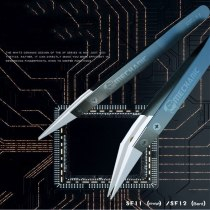 MECHANIC  Ceramic Tweezers Dedicated for Flying Line Maintenance  Reworking Fingerprints Highly consistent Easy to Hold