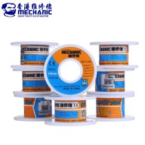 MECHANIC 0.8mm Solder Wire Tin Sn63% Pb37% Low Melting Point Soldering Wire Welding BGA Repair Accessories