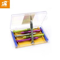 M-Triangle Screwdriver Set 6 in 1 Multifunctional Precision Screwdriver Repair Tool for Mobile Phone