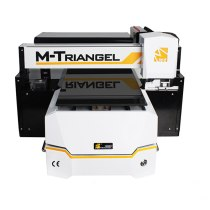 Mini UV Inkjet Printer A3 Flatbed Printing For Mobile Phone Case/PVC/Wood/clothing/Plastic Flatbed UV Printer