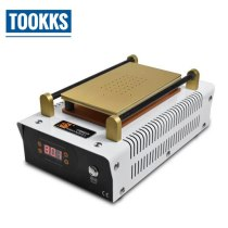 7 Inch Electrical LCD Screen Separator Built-in Vacuum Pump Screen Split Stainless Steel Hot Plate For Mobile Phone Repair
