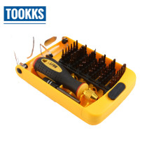 BST Precision Screwdriver Set  38 Pcs With 36 bits Mobile Phones And Computers Repair Tool Kit