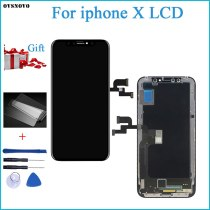 OEM 100% Test A+++ Top Quality OLED LCD Replacement for iPhone X LCD Display Replacement With Digitizer Touch Display Assembly