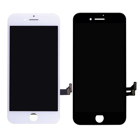 100% Tested New LCD for iPhone 7 Plus 5.5 LCD Display with Touch Digitizer Assembly Black/White Free Shipping