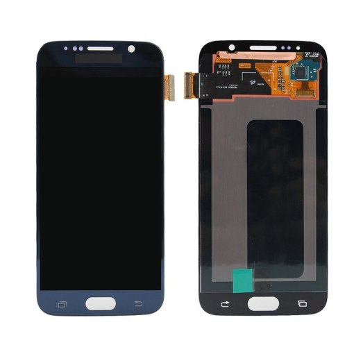 Original For Samsung Galaxy S6 G920 G920F LCD Display Touch Replacement Parts  5.1inch With Frame 100% Test
