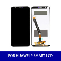 For Huawei P smart Lcd Display Touch Screen Panel Digitizer Assembly with Frame 6.4inch+Tool Spare Parts