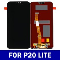 For Huawei P20 Lite Lcd Display Touch Screen Panel Digitizer Assembly with Frame 2240*1080 Free Tools 5.84inch