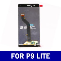 For Huawei P9 Lite Lcd 5.2inch Display Touch Screen Panel Digitizer Assembly with Frame  Free
