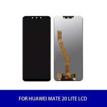 Original For Huawei mate 20 lite Lcd Display Touch Screen Panel Digitizer Assembly Screen Replacement Parts 6.3inch with Frame