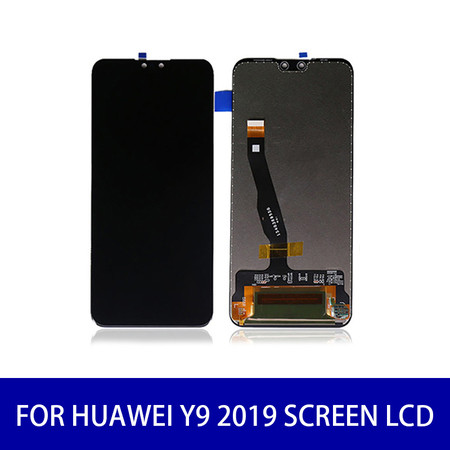 Original For Huawei Y9 2019 Screen Lcd Display Touch Screen Panel Replacement  Parts 1920*1080 6.5inch Screen
