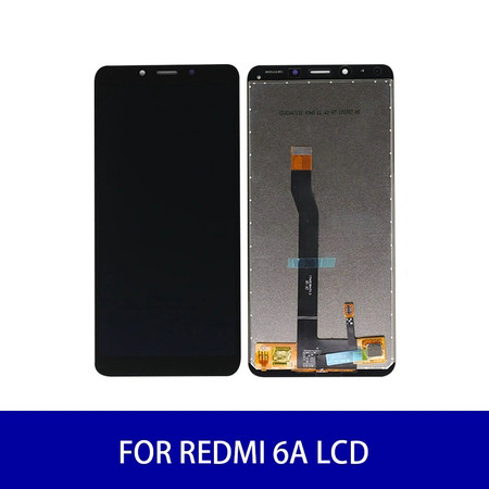 For Redmi 6A Lcd Display High Brightness Touch Screen Panel Digitizer Assembly Screen Replacement Parts 1280x720