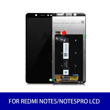 For RedMi Note5/Note5 pro Lcd High Brightness Display Touch Screen Panel Digitizer Assembly Screen Replacement Parts