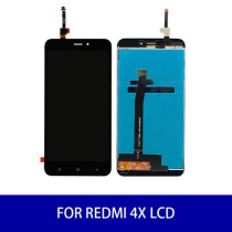 For RedMi 4X Lcd Display  High Brightness Touch Screen Panel Digitizer Assembly Screen Replacement Parts  Black White Gold