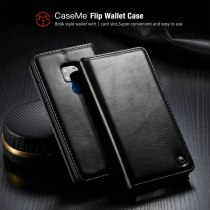 CaseMe Original Wallet Case For Huawei P30 P8 P9 P10 P20 lite Pro Automatic Magnetic Credit Card Flip Cover For Huawei Mate 20