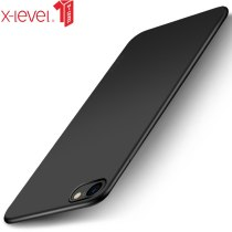 X-level For iPhone 7 8 Case Silicone 360 Full Protection Ultra Thin Matte Touch TPU Phone Case Coque For iPhone 7 8 Plus