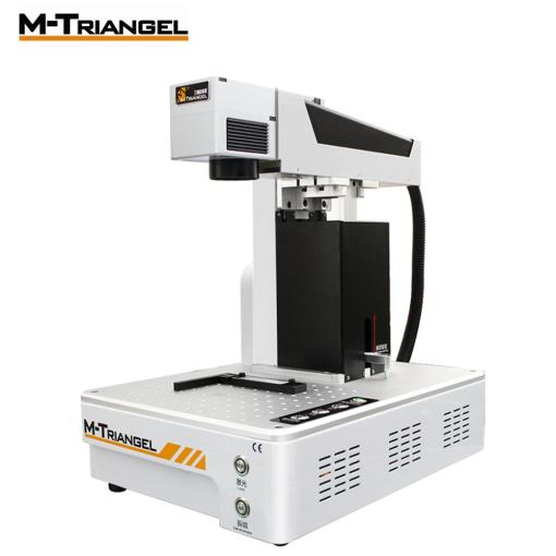 M-Triangel Gones Laser Cutting Machine 20w Laser Marking Machine Phone Repair Laser Engraving Machine  Glass Separator Machine