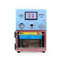 TBK 108 LCD Refurbish Vacuum Lamination Machine  OCA Laminator For Samsung Edge Glass Replace Laminating Machine