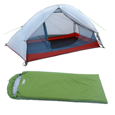 1 Person Tent Bundle #5