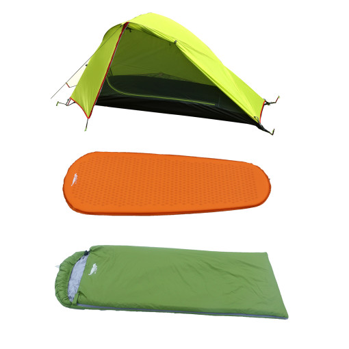1 Person Tent Bundle #7