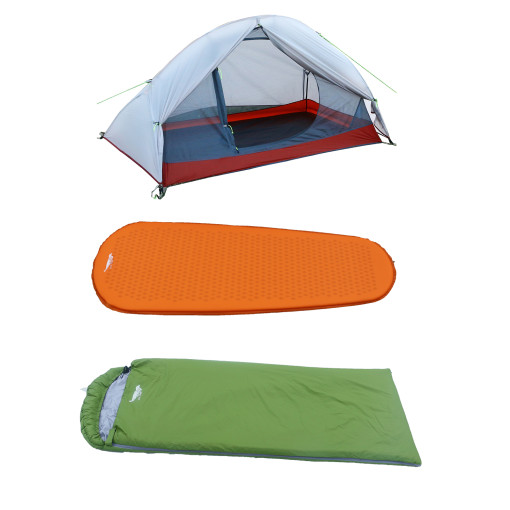 1 Person Tent Bundle #8