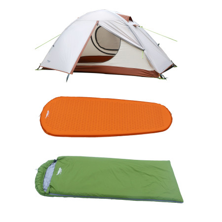 1 Person Tent Bundle #9
