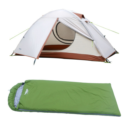 1 Person Tent Bundle #6