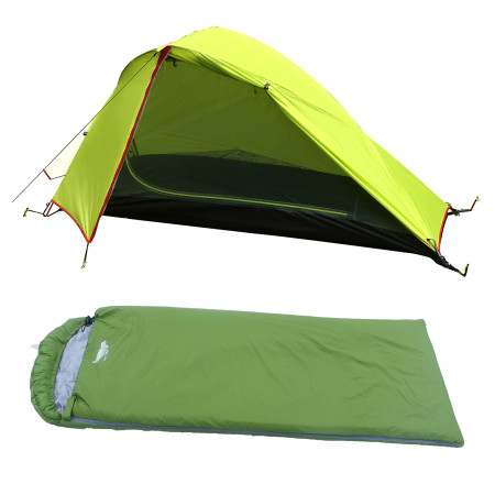 1 Person Tent Bundle #4