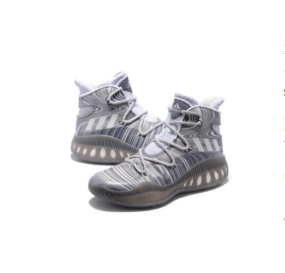 826222fadc1c UA Adidas Crazy Explosive John Wall Pure Platinum Silver Shoes 2016   2017