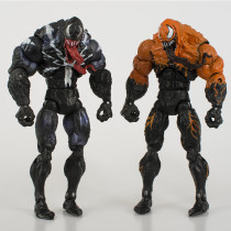 Marvel Venom Action Figure Avengers Garage Kit GK PVC Model kit Toy