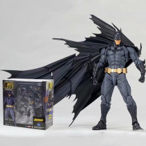Marvel Batman Action Figure The Dark Knight Batman GARAGE KIT Pvc Model kit Doll Toy
