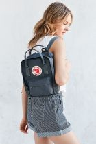 fjallraven kanken backpacks / grey