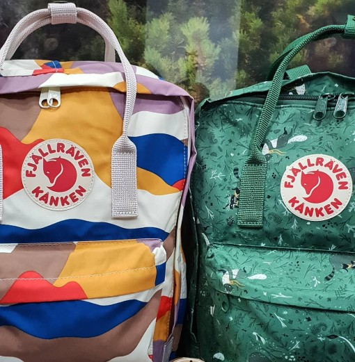 fjallraven kanken new color