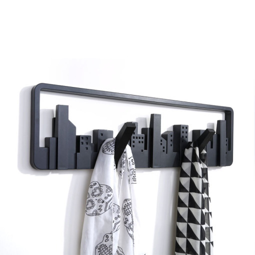 Creative Cityscapes Skyline Design Multi Hook