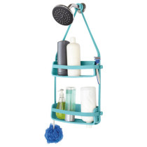 Exclusive Silicone Flex Shower Caddy