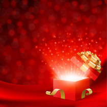 Gift Mystery Box - Random Items of Cool Stuff All New & Great Price - Perfect Surprise for Thanksgiving, Christmas or Birthday